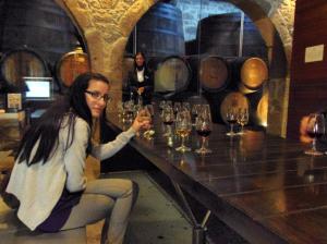Oporto wine